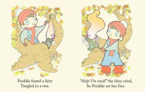 freddie and the Fairy by islandboy1