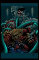 Hellboy 2 by Alentrix