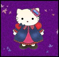 Hello Kitty by CandyKins