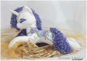 Rarity in Repose by LadyLittlefox