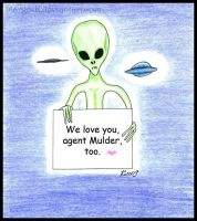 THE X-FILES_FOREVER by Margo-K