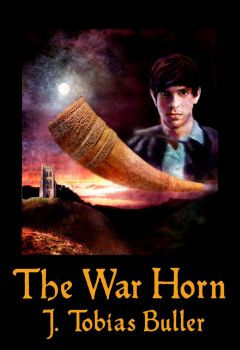 'The War Horn' cover art by Dragonblade99