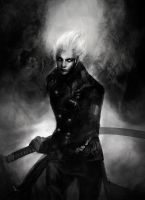 Hollow Vergil - Devil May Cry by Kunoichi1111