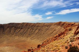 Meteor Crater III by patrick-brian
