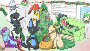 Christmas at Route 50 by Frosti-Kat