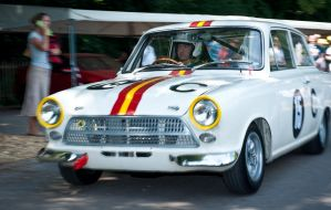Ford Lotus Cortina by noelholland