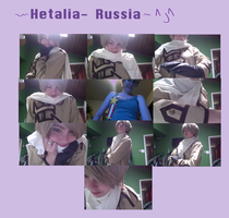 Russia Cosplay Preview~ by Sheyff