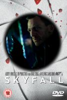 Fanmade SkyFall DVD Cover by MrRy4n