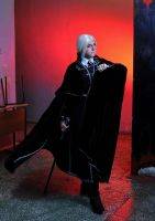 Lucius Malfoy by AhrimanFox
