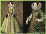 Elisabeth of France by me by LadyBolena