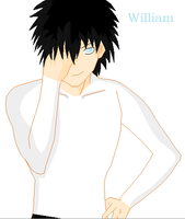 NG- William by sonicnshadow321