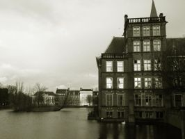 Binnenhof - Dutch Parlement - by Sabrina7777