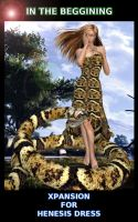 iIN THE BEGINING for Henesis Dress (SNAKE) by DiYanira