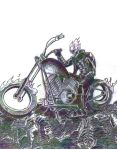 Ghost Rider 3 by Redweb
