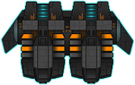 Twin Carrier by AlZakhray
