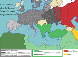 The Crescent and the Swastika by Goliath-Maps