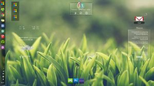 Windows 8 Orb by ssnehil