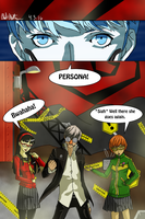 Persona! by bluefire4000