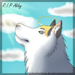 R.I.P Abby [Commission] by Jayfeather-16