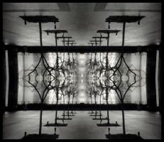 Hall of the Electric Trees by mastercylinder