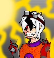 Nathanyle the Mad Scienitist by Onslaught14