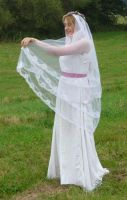 bride on a field 9 by indeed-stock