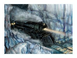 Polar Express by theblacklagoon00