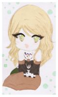 GA : Hazel Chibi by StrawberriOnTop