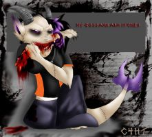 .My.Goddamn.Arm.Itches. by -cheshire-cat-