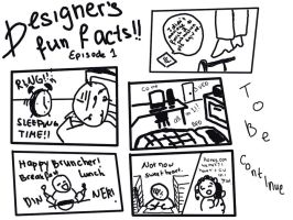 Designer's fun fact by zero-shikki