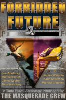 Forbidden Future Anthology Cover by rmj7