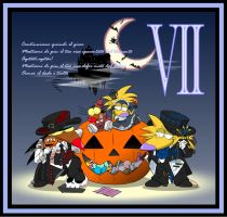 HALLOWEEN 2009 by CRISIS1983