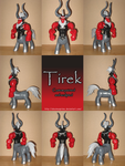 Custom Tirek by AleximusPrime