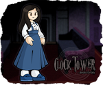 Clock Tower by DoubleLeggy