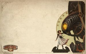BioShock Infinite WallPaper LizAndHim 1920x1200 by eskMaemo