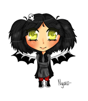 AT::Nyako by Neon-Fizz