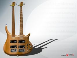 Double Bass by Evoluticons