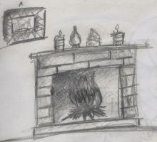Fireplace by F-r-a-n-c-i-s-c-o