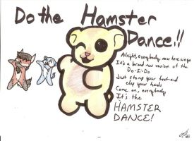 the hamster dance by MIRAGEasil
