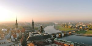 Dresden Panorama by blueimagination