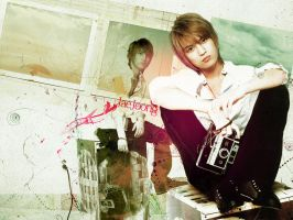 JaeJoong - Pictured by wanderjunior