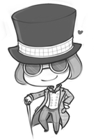 commission - willy wonka by Rejuch