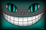 Cheshire Cat Wallpaper by Evilash-Zutara-17