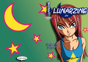 Lunarzine N4 cover by kendrawer