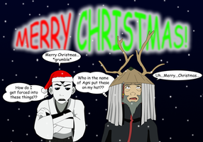 MERRY CHRISTMAS 2006 by SractheNinja