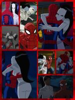 SpiderTiger Collage by SpiderTiger14
