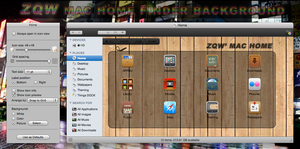 ZQW MAC HOME FDBG by ZQW-munmun