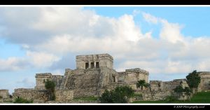 Mayan Ruins by picworth1000wrds