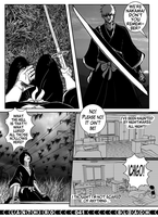BLEACH fanmanga The White Queen Bee 041 by Lanthiro