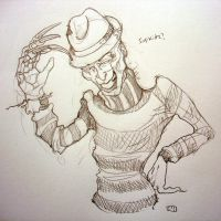 Childhood Monsters-Freddy by TypoCity